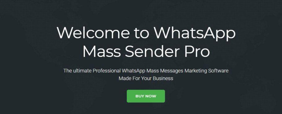 Whatsapp Sender Pro PREMIUM