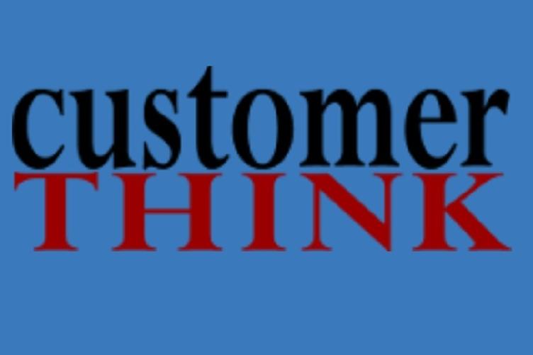 Publish Guest Post on CustomerThink, Customerthink.com - DA 70