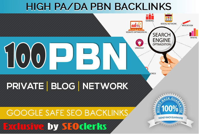 100 PBN Posts From Aged Domain PA DA 20+ Websites