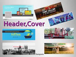 Design A Facebook Cover Or Youtube Web Banner,  Instagram cover