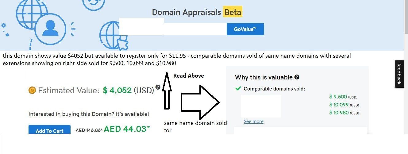 Provide You List Of Premium Domains Available To Register