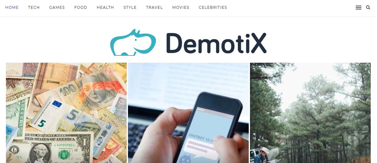 Write and Publish Guest Post Google News Approved Da 69 News Blog on Demotix.com