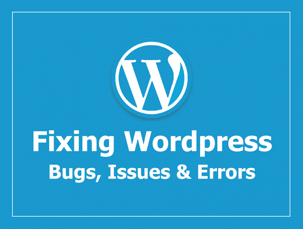 Fix your wordpress problem or error