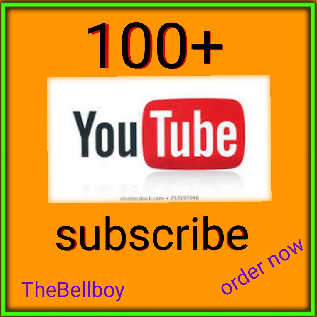 Guaranteed 100+ youtube promotion Fast and non Drop