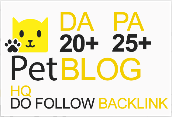 Submit A Guest Post On A Quality Pet Blog
