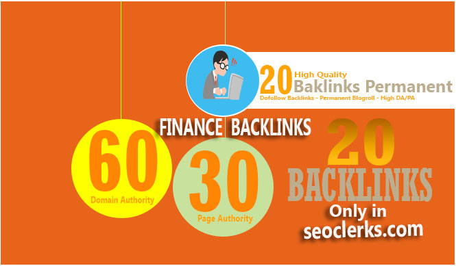 Give Link DA60x20 Site FINANCE Blogroll Permanent