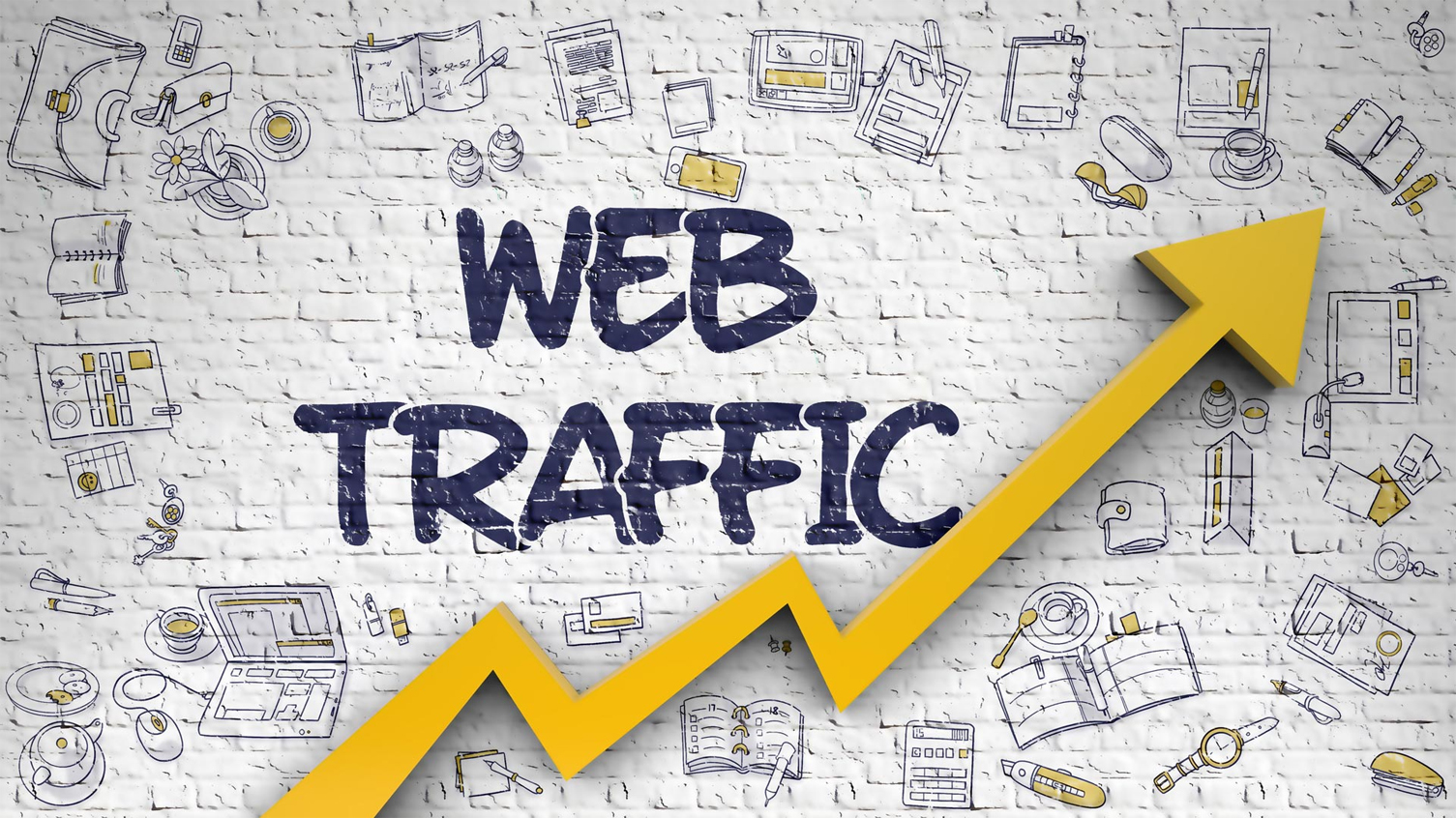 Real targeted USA or Europe web traffic to your website for 1 month