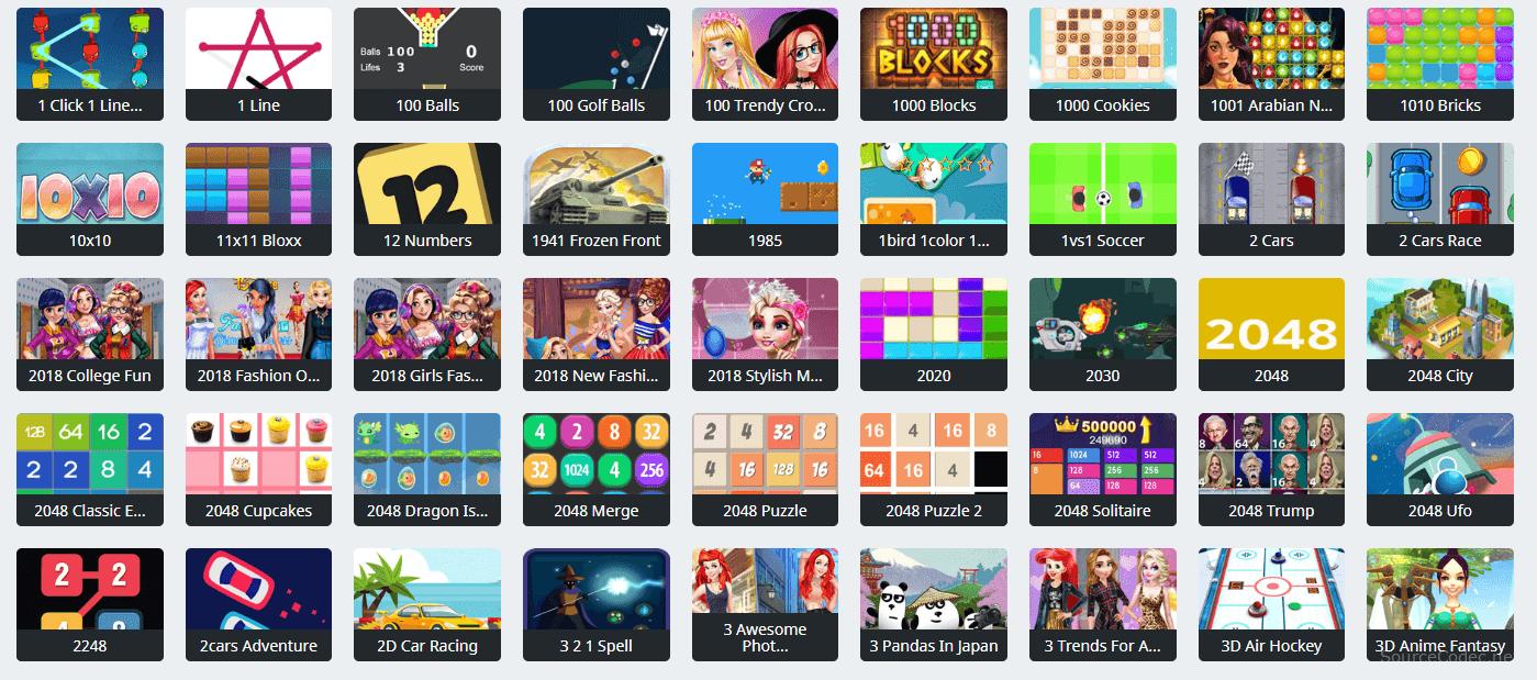 Share Source Code Web Game HTML5 & Flash