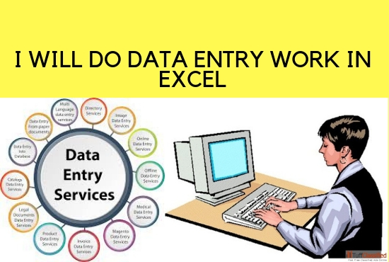 Add Perfect Data Entry Work In Excel And Word
