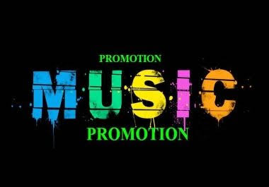 Get your 1000-1200 new streams for your music track