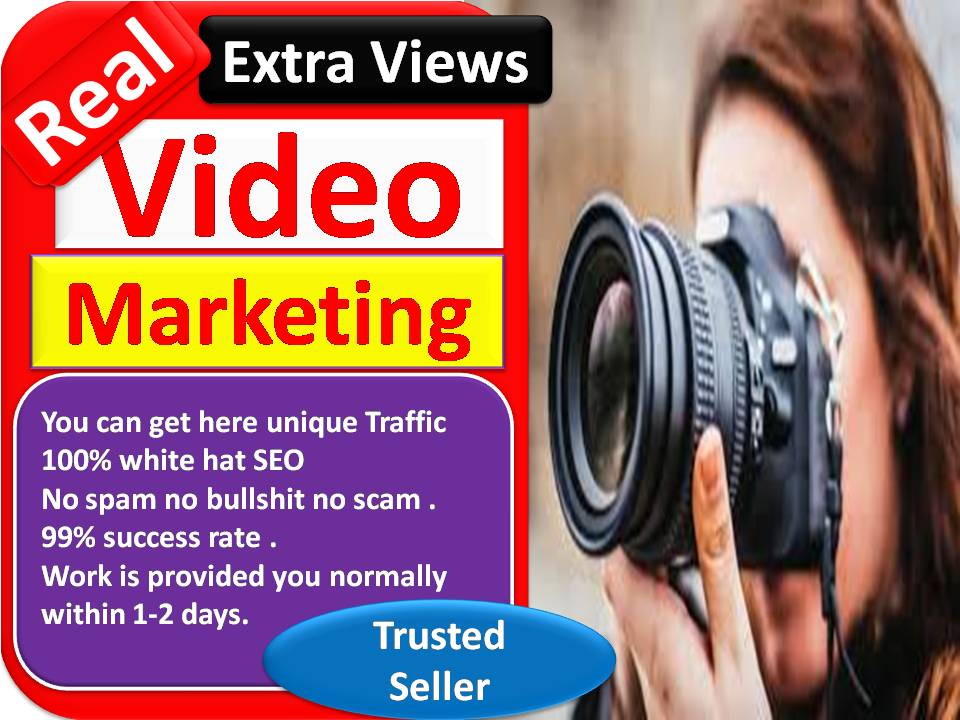Instant Start and High Retention Targeted Video Promotion with Real Audience