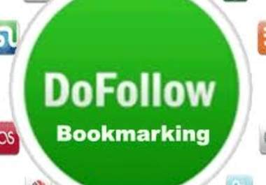 post you 999+ Dofollow Social Bookmarks which will Increase your SERP Rankings Guaranteed
