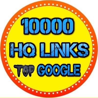 GOOGLE RANKING MEGA SEO PACKAGE WITH 10000 HQ BACKLINKS EDU,GOV,WEB2.0,Forum, directory, bookmarks
