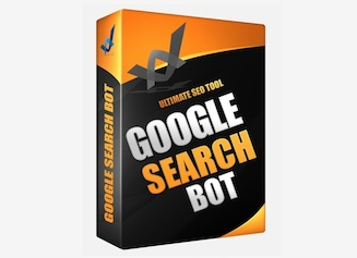 Google Search Bot v4.1 Rank your site to first page of Google fully automatic. Best SEO software.