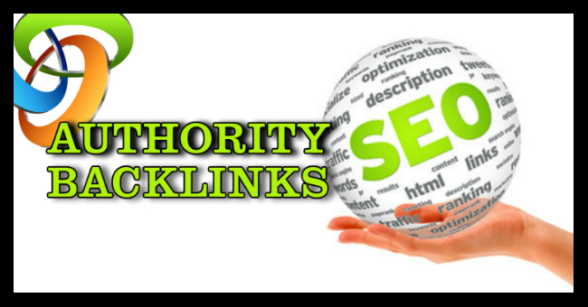 We will help dominate SEO ranking with authority back...