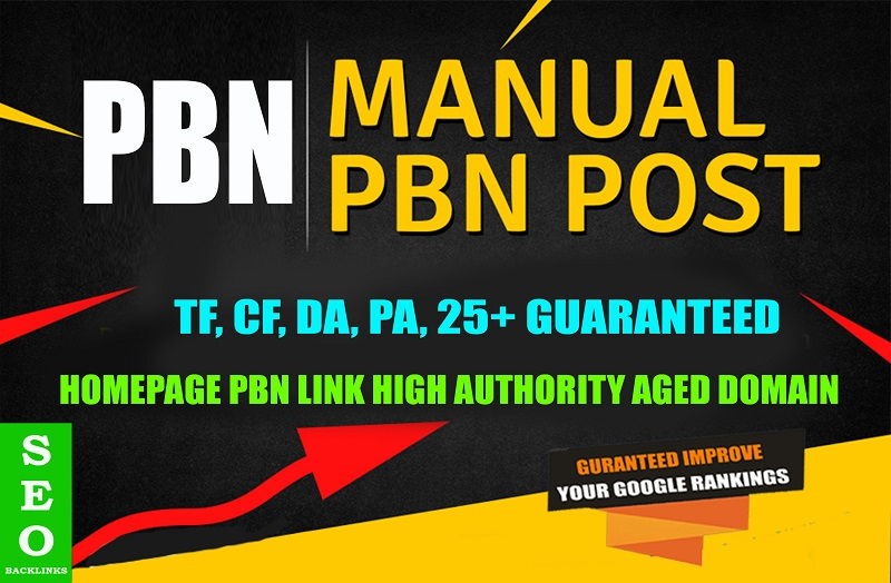 Rank Authority 1 PBN - Up to 30+ TF/CF and 40+ DA/PA Permanent Homepage Backlinks