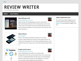 Review Writer