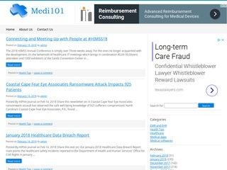 Medical Blog sponsored Post