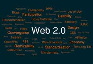 create log in accounts on top 100 web 2 websites