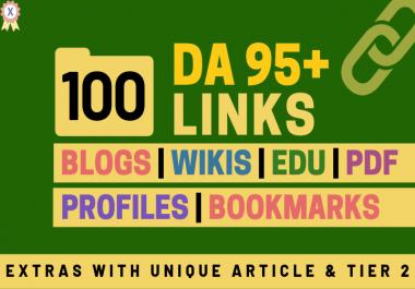 Top Ranked High Quality Backlink Service - Monster Backlinks
