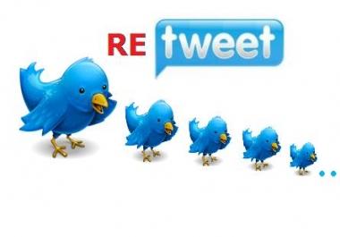 tweet me and i will tweet you in exchange