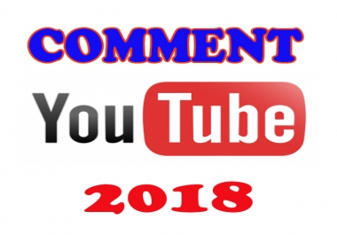 Add 20+YouTube Custom Comments & 20+ Video likes Instant Start & Real Work Just for 2