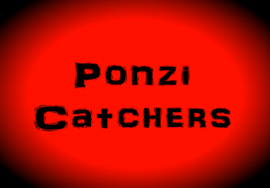 beta testers to catch ponzis and scams