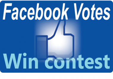 need 100 facebook votes within 5 hours