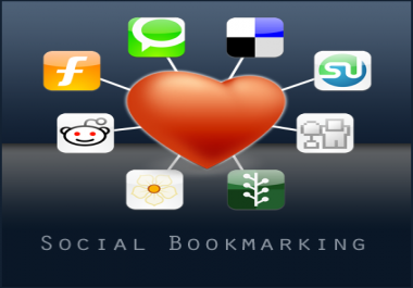 Social bookmarking software
