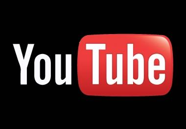 I need 900k youtube views