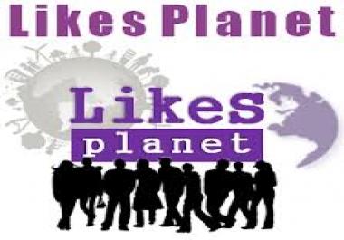 need 10k likesplanet points