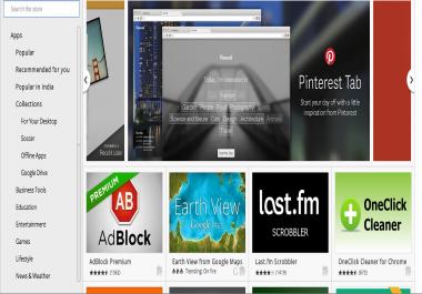 Chrome App Marketing Easiest Work.
