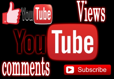 youtube views likes want resell