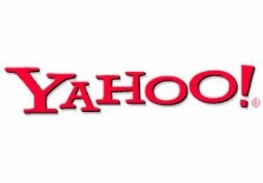 Level 3+ Yahoo answers