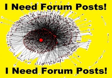 I need 10 Posts on My Xbox Forum