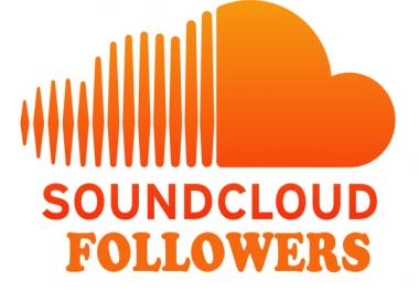 I have 130+real & active souncloud Follower