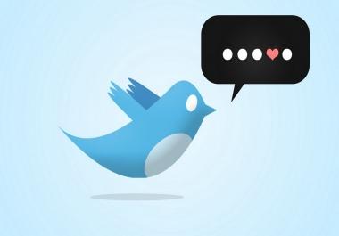 I WANT 3500 Twitter FAVORITES for 1 Tweet/url