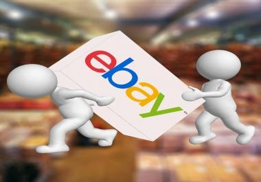 ebay expert for listing promotion