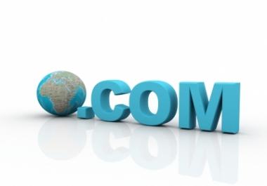A. Com Domain Needded