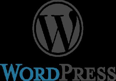 Wordpress Guru required