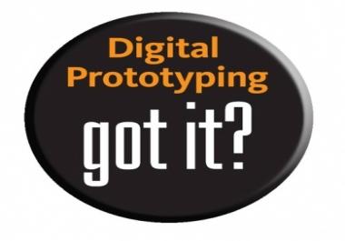 Digital Prototyping of a Teaspoon needed thanks