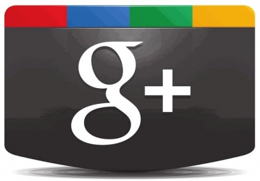 80 -100 google plus page followers
