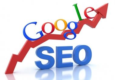 Bring my website to google top 3