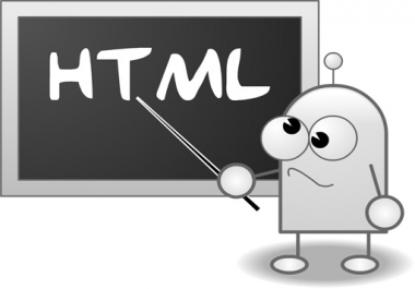 Create a HTML Code for My Banner
