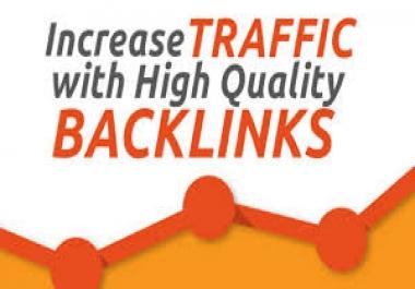 I need Quality Backlinks