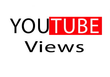 YOUTUBE 10.000 non drop views in 1 day