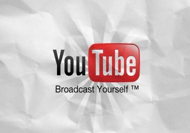 30 K Non Drop Youtube Views Need Price Fixed