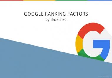 Need top 10 on google