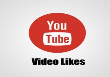 2000 Youtube likes slowly added