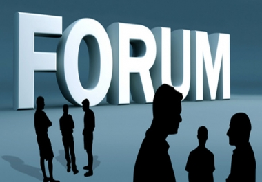 how many active forum members can you provide